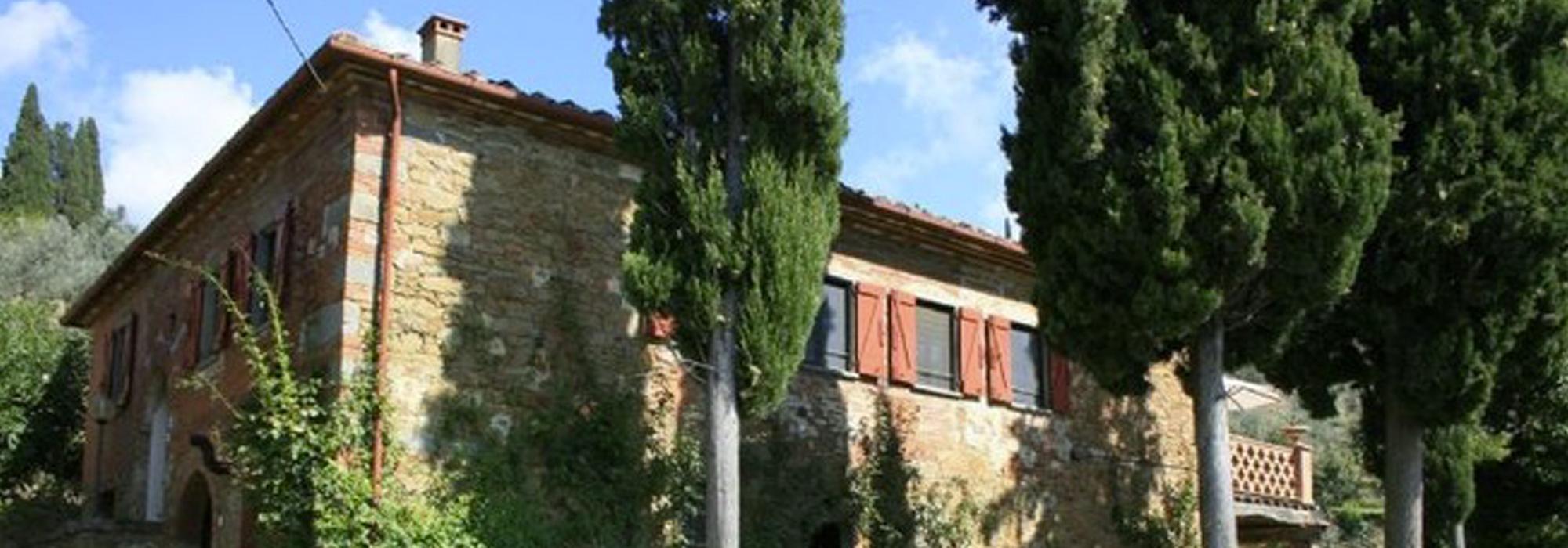 Rustico, Casale in Vendita in zona Cozzano a Castiglion Fiorentino