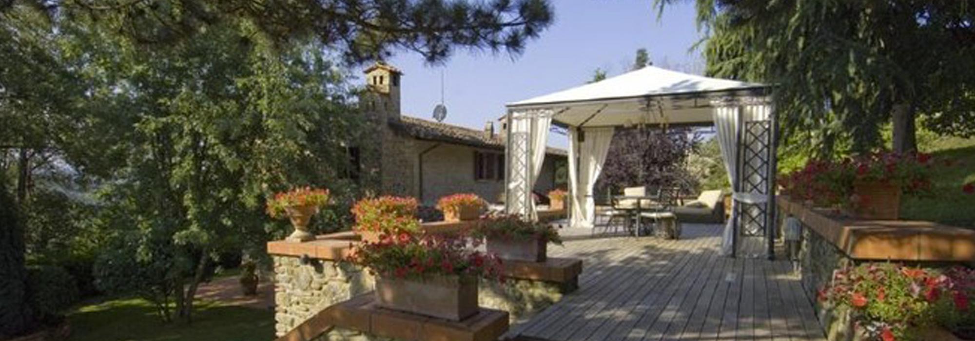 Immobile di prestigio in vendita in zona San Clemente a Arezzo