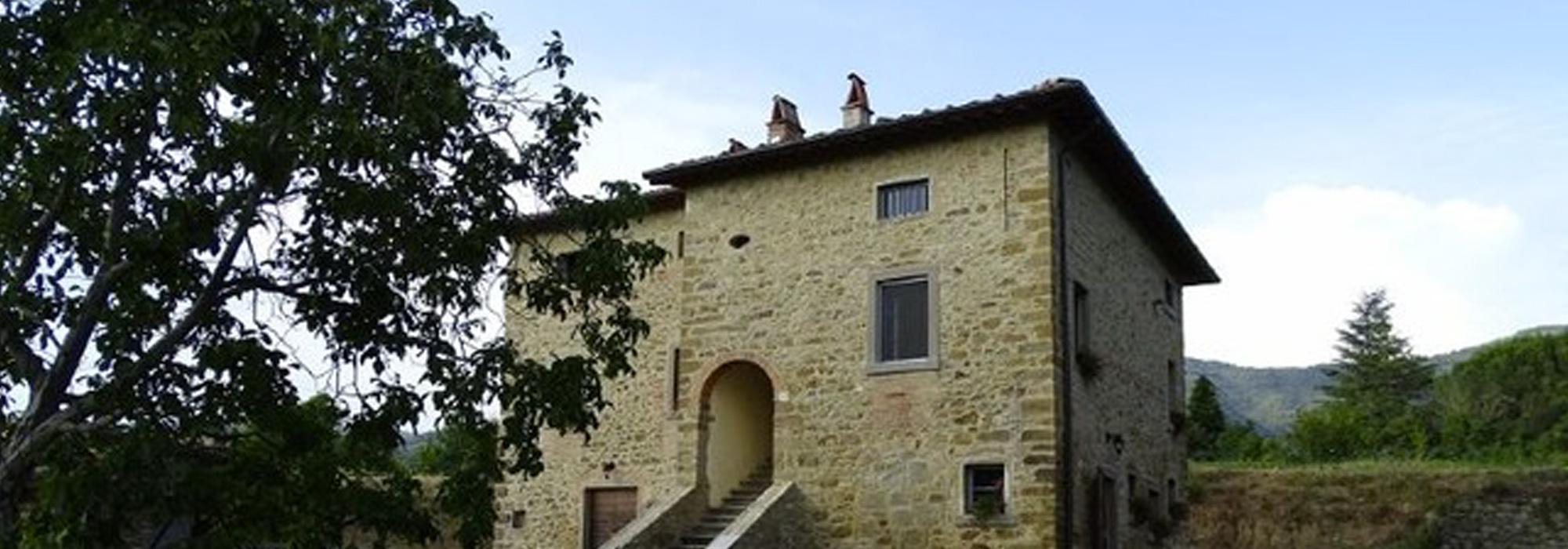 Rustico, Casale in Vendita a Castiglion Fiorentino